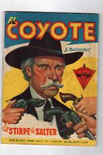 collana del coyote - la stirpe dei salter   - 1955 -