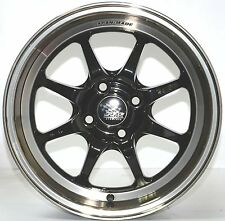 TUNING 15X7.5 +30 4X100+ACHILLES SEMI SLICKS PACKAGE, SUITS HONDA,TOYOTA,CIVIC