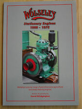 Wolseley Stationary Engines 1909 - 1975