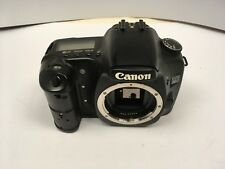 Canon EOS 30D DS126131 DSLR Camera Body UNTESTED NO BATTERY OR CHARGER