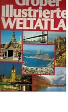 Großer Illustrierter Weltatlas - für die ganze Familie - 1980