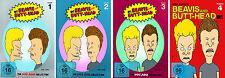 11 DVDs * BEAVIS AND BUTT-HEAD - VOL 1 - 4 IM SET- BUTTHEAD # NEU OVP +