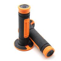 Orange 7/8'' For KTM Duke All 125-530cc CNC Motorcycle Handlebar Bar Grips Cover
