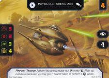 Star Wars X-Wing 2.0  - Alt Art Promo Card - Petranaki Arena Ace