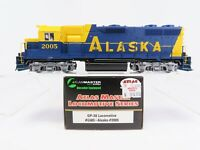HO Scale Atlas Master 8980 ARR Alaska Railroad GP-38 Diesel Locomotive #2005 DCC