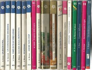 harmony lotto di 50 romanzi