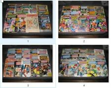 (BL82) JUSTICE LEAGUE (1961)  comic book (LOT OF 59) ranging from # 5- 141