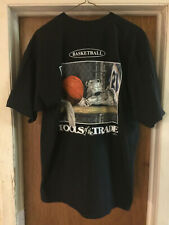 """Men's Basketball Tee Shirt Size Extra Large """"Tools Of The Trade�"""
