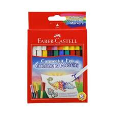 NEW Faber Castell Colour Changers Colourful Connector Marker Pens *EXP SHIPPING*