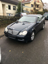 Mercedes Sport Coupe W203