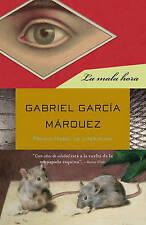 NEW La mala hora (Spanish Edition) by Gabriel García Márquez