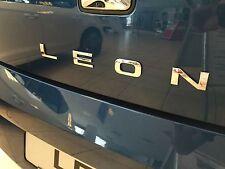 SEAT Leon 1P 5F Schriftzug Heckklappe Emblem Hinten 1P0853687  739