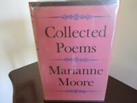 Marianne Moore COLLECTED POEMS Macmillan 1951 1st edition