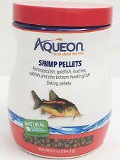 New listing Aqueon Shrimp Pellets 6.5oz ~Brand New~