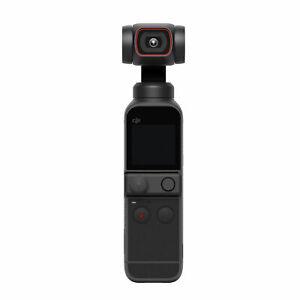 DJI Pocket 2 Action Kamera Camcorder 3-Achsen Gimbal Stabilisator 4K HDR 8x Zoom