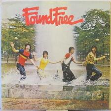 FOUND FREE s/t LP 1970s Xian Rock/Folk – pre Bash 'n the Code