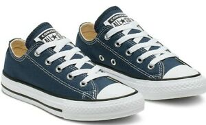 Converse Chuck Taylor All Star Kid's Junior Classic Trainers Sneakers UK 1/UK 2