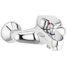 Damixa Lyra Wall Mounted Bath Shower Mixer in Chrome - TB110841