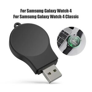 For Samsung Galaxy Watch 4 40mm 42mm 44mm 46mm Smartwatch USB Watch Charger