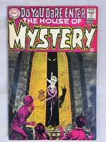 House of Mystery 174 (Nice) FN RANGE DC Comics 1968 Horror format begins!