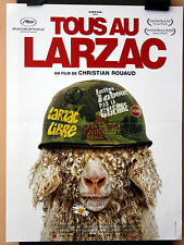 Christian Rouaud : Tous Au Larzac : POSTER