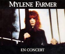 MYLENE FARMER - 2 CDs en concert de 1989 - Laurent Boutonnat
