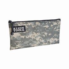 Klein Tools 5139C Cordura Camouflage Zipper Bag