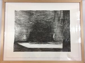 Very Limited Edition, Original, Signed & Numbered, Abstract Drypoint Etching