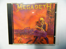 Megadeth – Peace Sells... but who's Buying? - CD HEAVY METAL