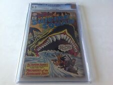 BRAVE AND THE BOLD 39 CGC 4.5 EARLY SUICIDE SQUAD DINOSAUR ZOO DC COMICS
