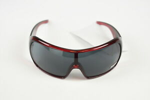RRP $380 MIU SMU03F Women SIZE 115 Red Square Oversized Sunglasses 17714_