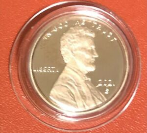 2021 S Proof Lincoln Deep Cameo Cent