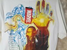 Ironman T Shirt Medium Marvel Licensed Apparel NEW