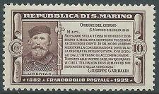 1932 SAN MARINO GARIBALDI 10 CENT MNH ** - X15