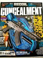RECOIL PRESENTS CONCEALMENT MAGAZINE #56 ISSUE19