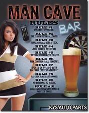 Unbranded Man Cave Decorative Plaques & Signs