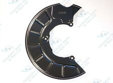 VW Golf Skoda Octavia Audi Seat Front Left Brake Disc Dust Cover Plate Shield