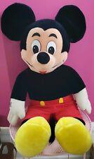 "Jumbo 38"" Disneyland Mickey Mouse Stuffed Animal Plush Walt Disney World Vintage"
