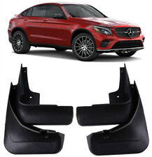 Splash Guards Mud Flaps FOR 2017-2018 Mercedes Benz GLC43 AMG 4Matic Coupe C253