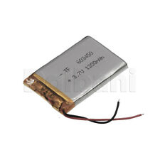 603450, Internal Lithium Polymer Battery 3.7V 1200mAh 60x34x50mm