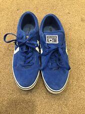 Converse All Stars Blue Skateboarding Trainers - UK Men''s Size 8.5