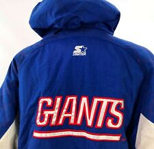 brand new 28bbf e81e4 Starter New York Giants NFL Jackets for sale | eBay