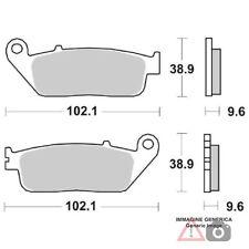 Pastiglie dei freni TRW MCB669EC per HONDA XL 600 V Transalp PD10 97-01 anteriore