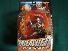 Star Wars Unleashed Obi-Wan Kenobi Figure - Sealed