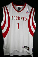 Reebok Houston SWINGMAN TMAC McGrady Taglia XXL SZ 52 Maglia Basket NBA Jersey