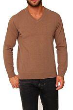 Unifarbene Marc O'Polo Herren-Pullover aus Baumwolle