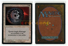 MTG Magic - Disincantare - Disenchant - 1ª Edizione Italian Revised FBB - 1994