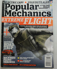 Popular Mechanics Magazine Extreme Flight Snakebites June 2010 NO ML 051615R