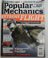 Popular Mechanics Magazine Extreme Flight Snakebites June 2010 NO ML 051615R