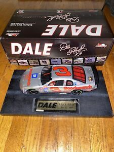 1995 DALE EARNHARDT #3 GOODWRENCH QUICK SILVER 1/24 * 9 OF 12 IN MOVIE
